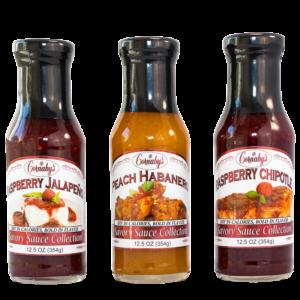 Savory Sauce Gift Pack