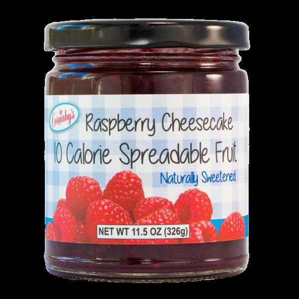 Sugar-Free Raspberry Cheesecake Spreadable Fruit