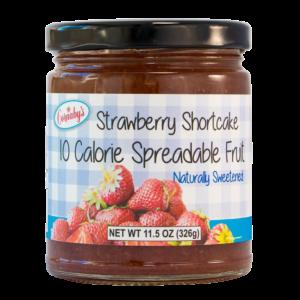 Sugar-Free Strawberry Shortcake Spreadable Fruit