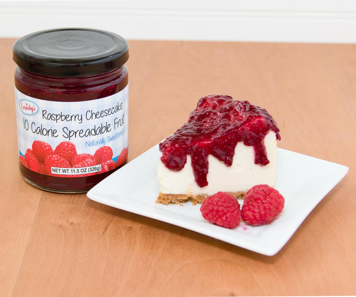 10 Cal Raspberry Cheesecake 2347