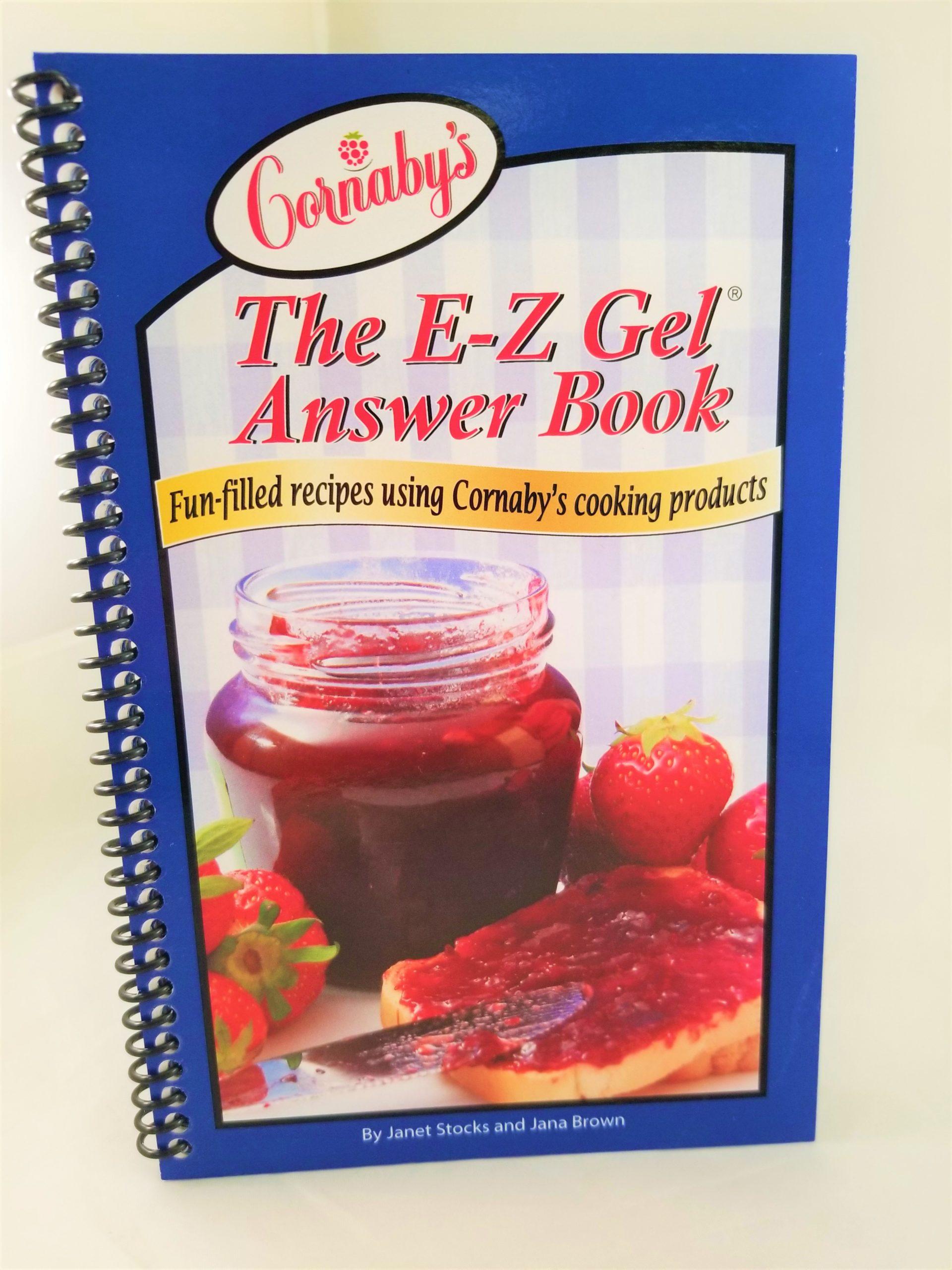 EZGelcookbook